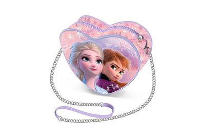 Disney Frozen 2 hartjes schoudertas