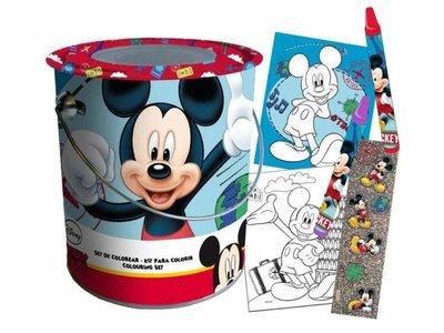 Mickey Mouse kleurblik