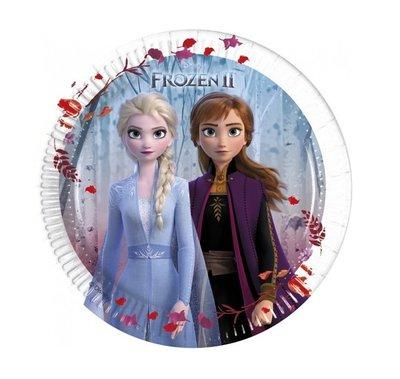 Disney Frozen bordjes