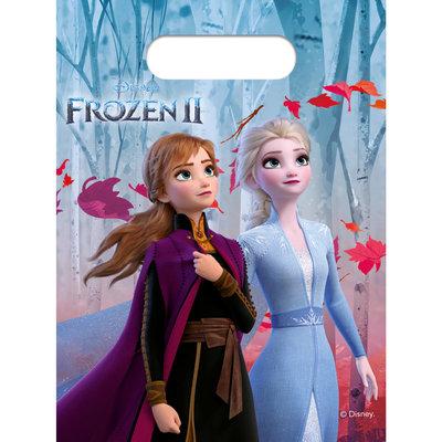 Disney Frozen uitdeel zakjes
