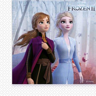 Disney Frozen servetten