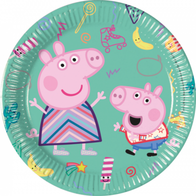 Peppa Pig bordjes