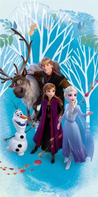 Disney Frozen handdoek