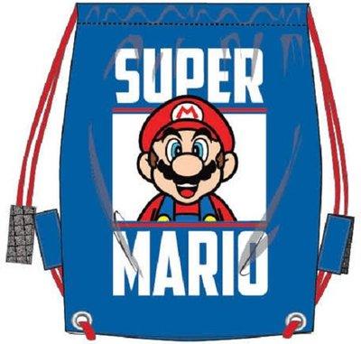 Super mario gym/zwemtas