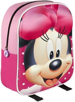 Minnie mouse 3D rugtas