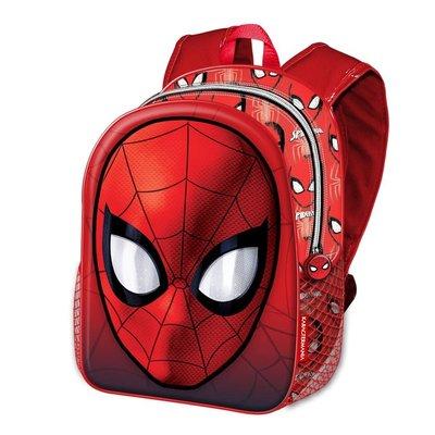 Spiderman rugtas.