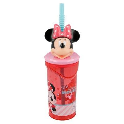 Minnie Mouse 3D beker