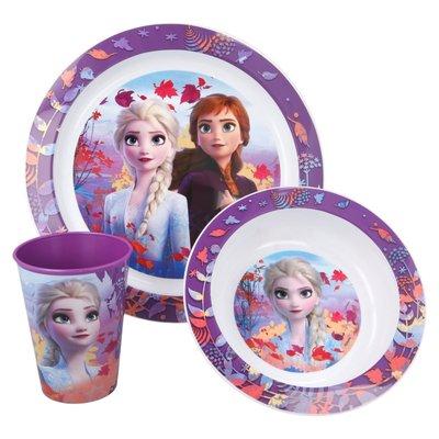 Disney Frozen ontbijtset