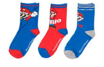 Super Mario sokken