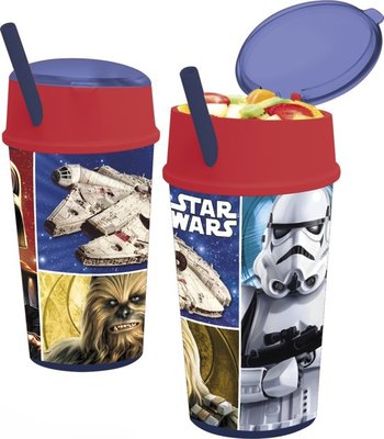 Star Wars snackie beker