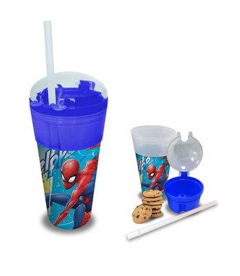 Spiderman snackie beker xxl