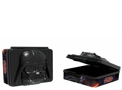 Star wars Darth vader broodtrommel