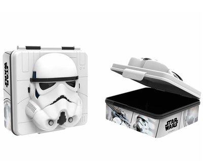 Star Wars Storm trooper broodtrommel