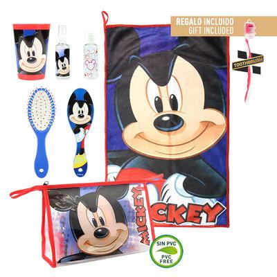 Mickey Mouse toilettas