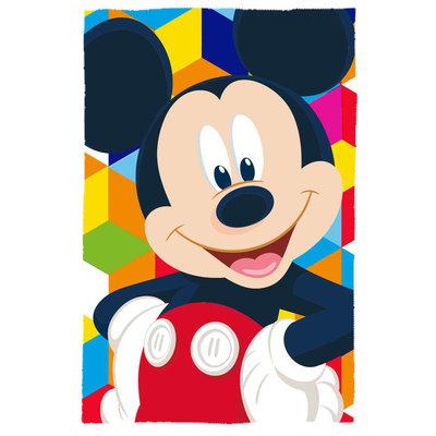Disney Mickey Mouse fleece deken