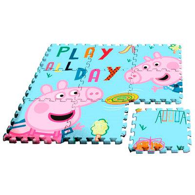 Peppa Pig vloer puzzel