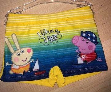 Peppa pig zwembroek