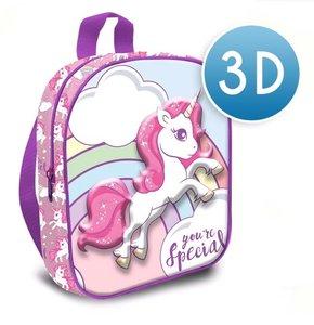 Unicorn 3D rugtas