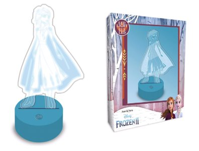 Disney Frozen 3D lamp