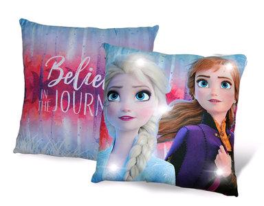 Disney Frozen 2 LED kussen