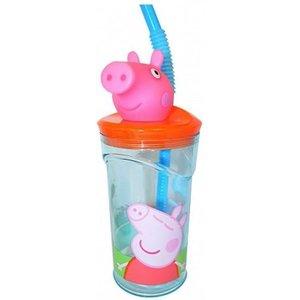 Peppa Pig 3D beker