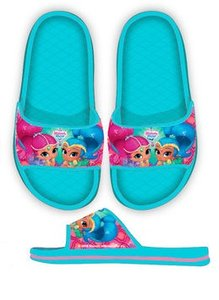 Shimmer en Shine slippers
