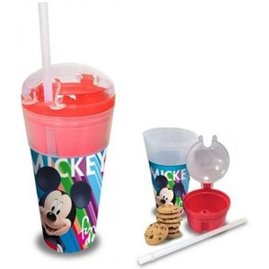 Mickey Mouse snackie beker