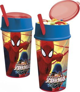 Spiderman snackie beker