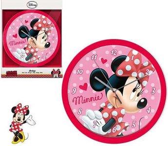 Minnie Mouse klok
