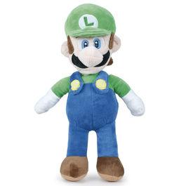 Super Mario luigi knuffel