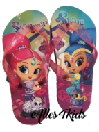 Shimmer en Shine teenslippers