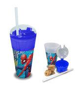 Spiderman snackie beker