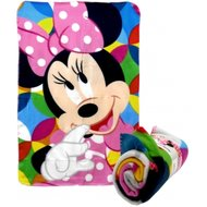 Disney Minnie Mouse fleece deken