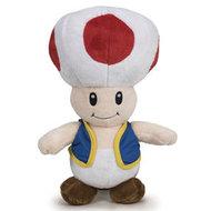 Super Mario bros Toad knuffel